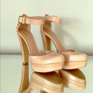 Vince Camuto - Fits like 8 Studded platform heels